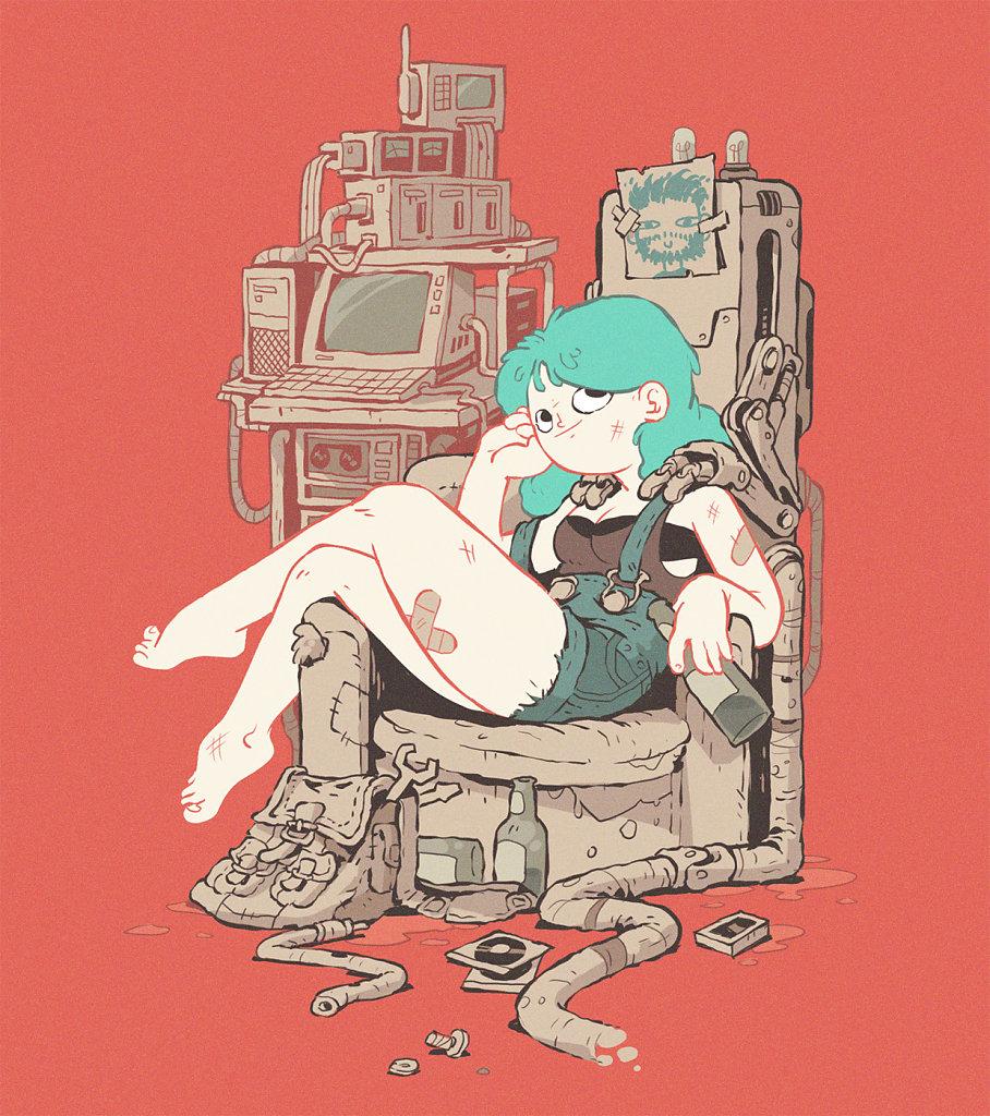 girl #1